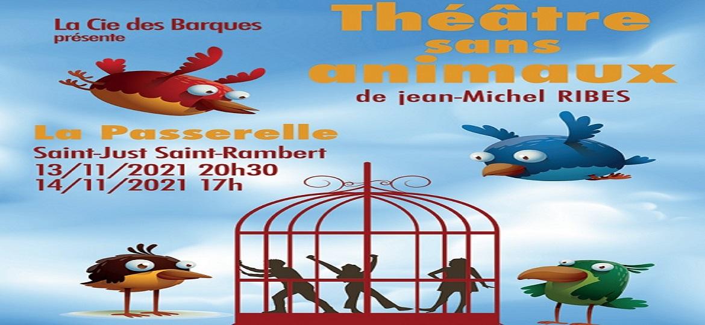Théâtre sans animaux