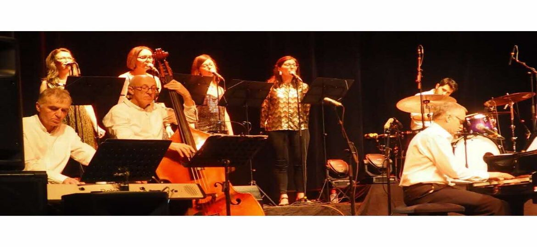 club de jazz à la Passerelle