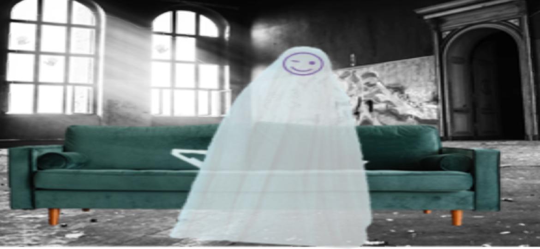 Fantôme ne pas déranger